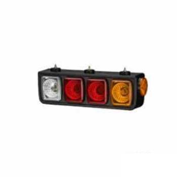 Conjunto Lanterna Traseira - Lado Esquerdo - Sem Lâmpada (S1