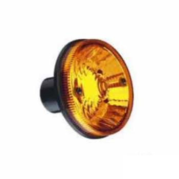 Lanterna Traseira Fixação Frontal - Amarelo (S1207AM)