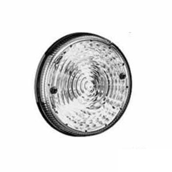 Lanterna Traseira Fixação Frontal - Cristal (S1207CR)