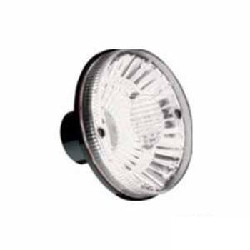 Lanterna Traseira Lente Movel Metalizada (S1224CR)