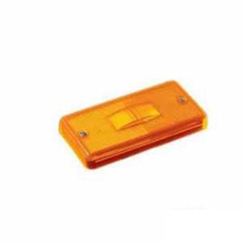 Lente para Lanterna S1122 Acrilica Amarelo (S122ACRAM)