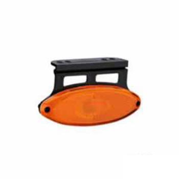 Lanterna Flexivel Com Suporte Lâmpada 69 - Amarelo (S1235CAM