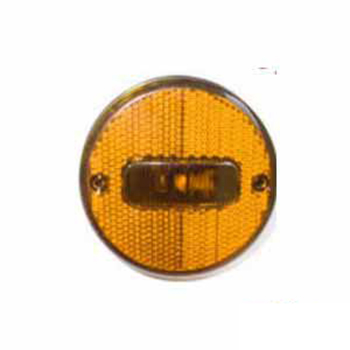 Lente para Lanterna S1163 Amarelo (S163ACRAM)