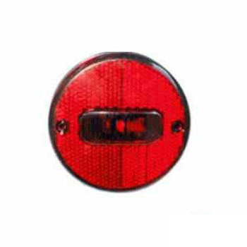 Lente para Lanterna S1163 Vermelho (S163ACRVM)
