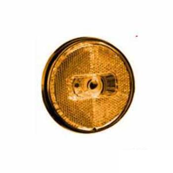Lanterna Lateral E Posição Guerra - Amarelo (S201224AM)