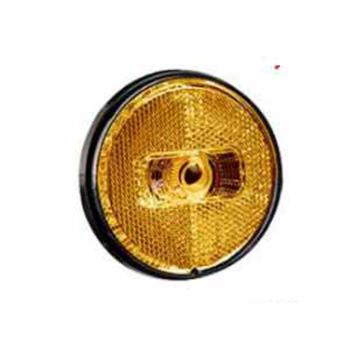 Lanterna Lateral E Posição Guerra 24V - Amarelo (S203324AM)