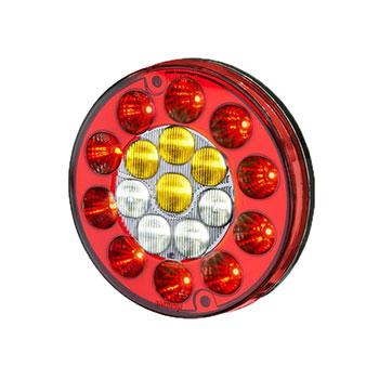Lanterna Multi Função Com LED 12V (S203812)