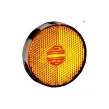 Lanterna Lateral Com LED 24V - Amarelo (S204524AM)