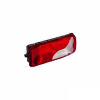 Lente Lanterna Traseira Acrilico - Lado Direito (S245)