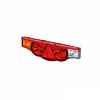 Lente Lanterna Traseira - Lado Esquerdo (S707E)