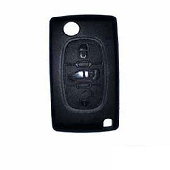 Capa de Controle - Telecomando - PEUGEOT 307 308 - 1 Botão (
