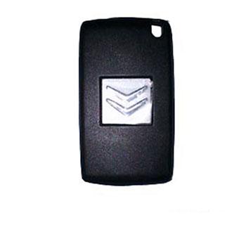 Capa de Controle - Telecomando - C3 C4 - 1 Botão (SKY05C2)
