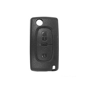 Capa de Controle - Telecomando - PEUGEOT 306 406 XSARA - 2 Botões (SKY05C3) - CAE1 - PEÇA  - Cod. SKU: 1099