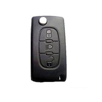 Capa de Controle - Telecomando - C4 - 3 Botões (SKY05C41)