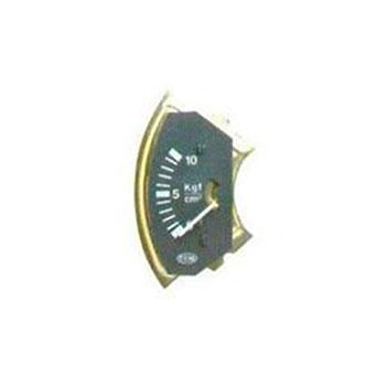 Relógio Pressão Óleo SCANIA 111 - Mecânico Meia Lua (SV067)