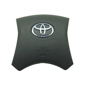 Tampa Air Bag HILUX - Volante Cinza (TAIRBAG16) - ORIGINAL -