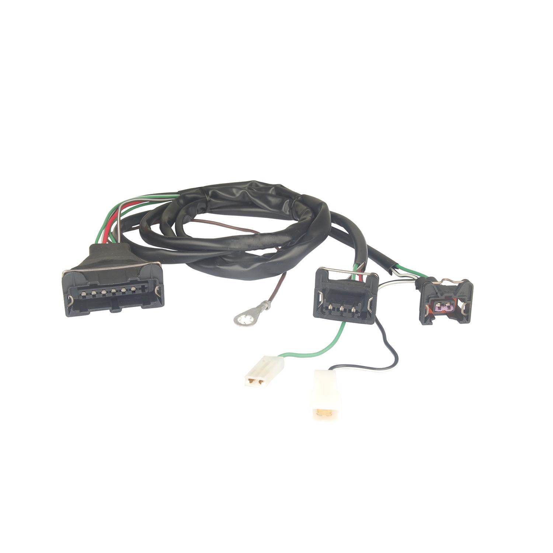Chicote Injeção Eletrônica VW Bobina Plástica (TC0141) - TC