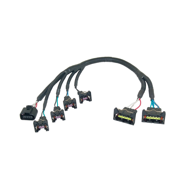 Chicote do Bico da Injeção Eletrônica VW MULTI POINT (TC0724