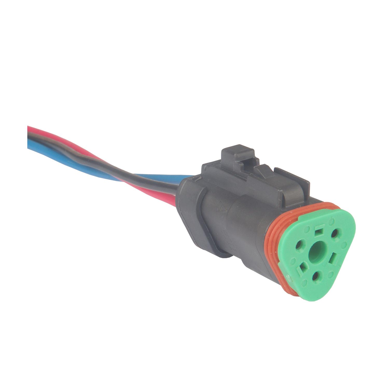 Conector Elétrico 03 Vias IE (TC1526)