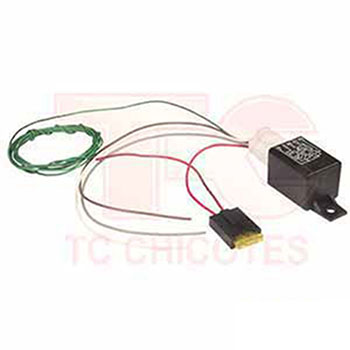 Chitote Acende Farol + Relé - 24V ( TC-500.3026 ) (TC3026) -