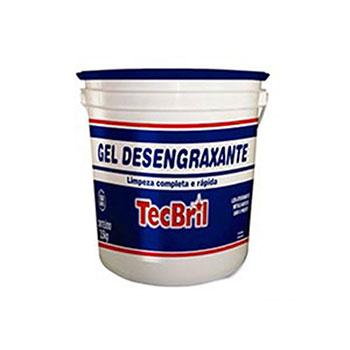 Pasta Desengraxante - Gel - 3,50Kg (TEC500380)