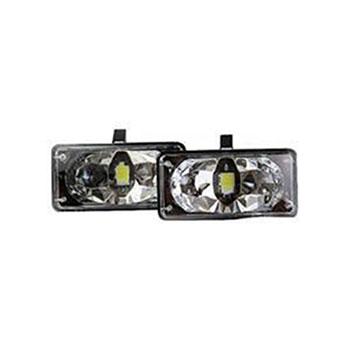 Kit Farol Auxiliar LED - Bivolt (TK1001K)
