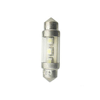 LED Torpedo 36MM 12V - 2 LED 5W - Branco (TL6418)
