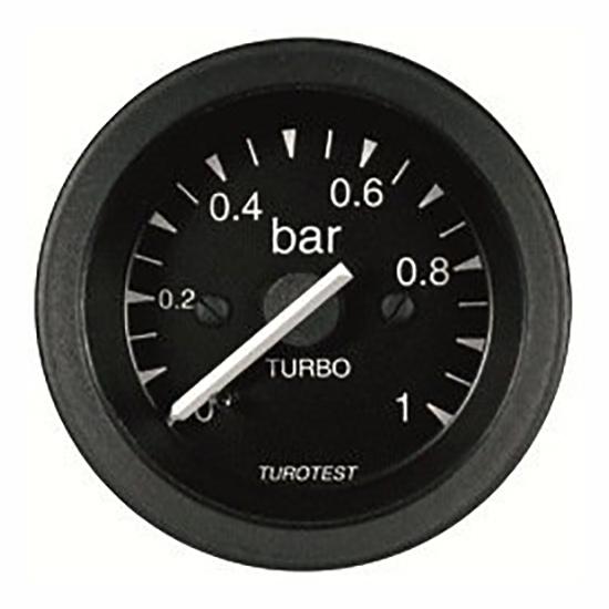Manometro de Turbo KIT Completo (TUR300339) - TUROTEST - PEÇ