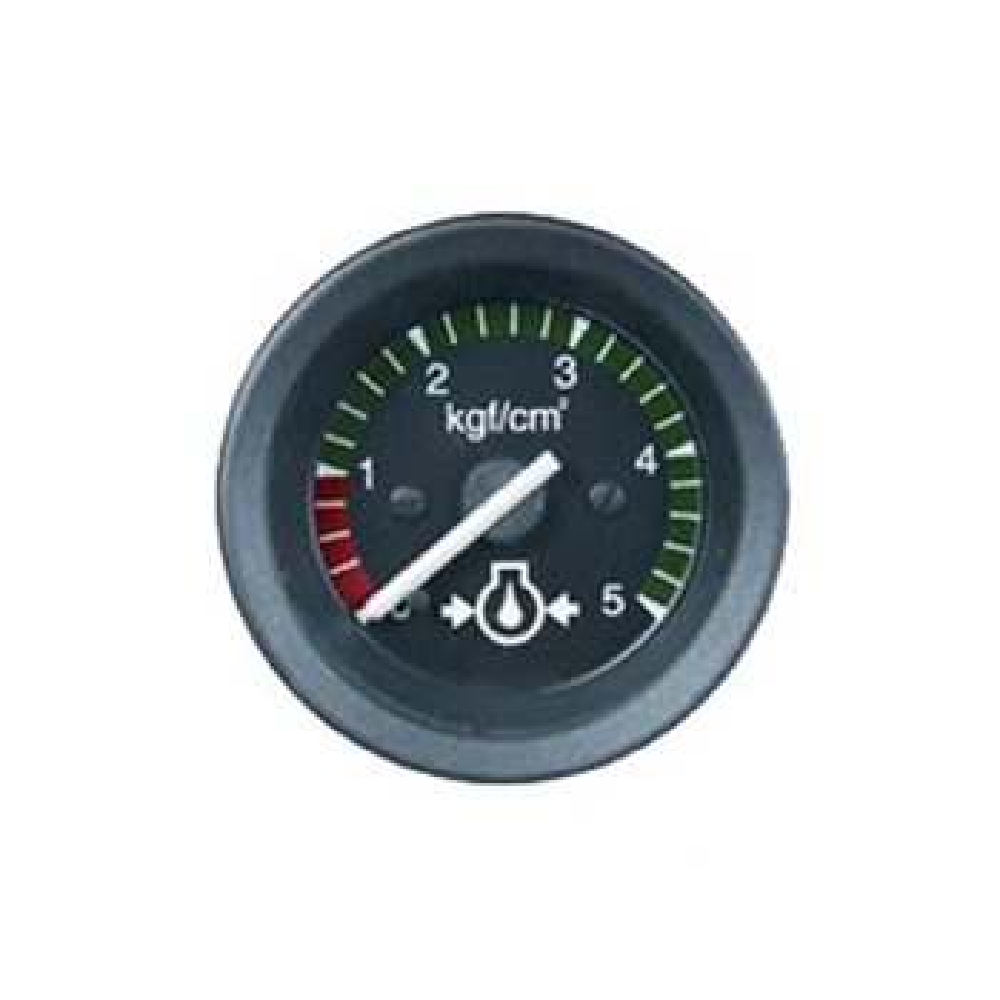 Manometro Relógio Pressão Do Óleo 52mm (TUR300505) - TUROTES