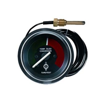 Relógio Mercúrio Temperatura Torque - 52mm (TUR302437) - TUR