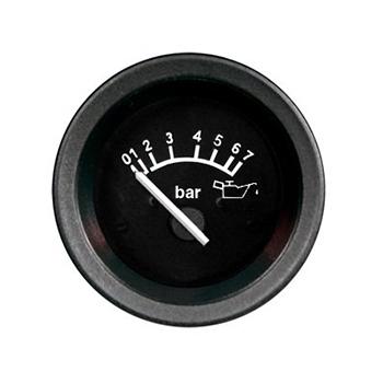 Relógio Pressão Óleo VOLVO NL - 60mm (TUR302759) - TUROTEST