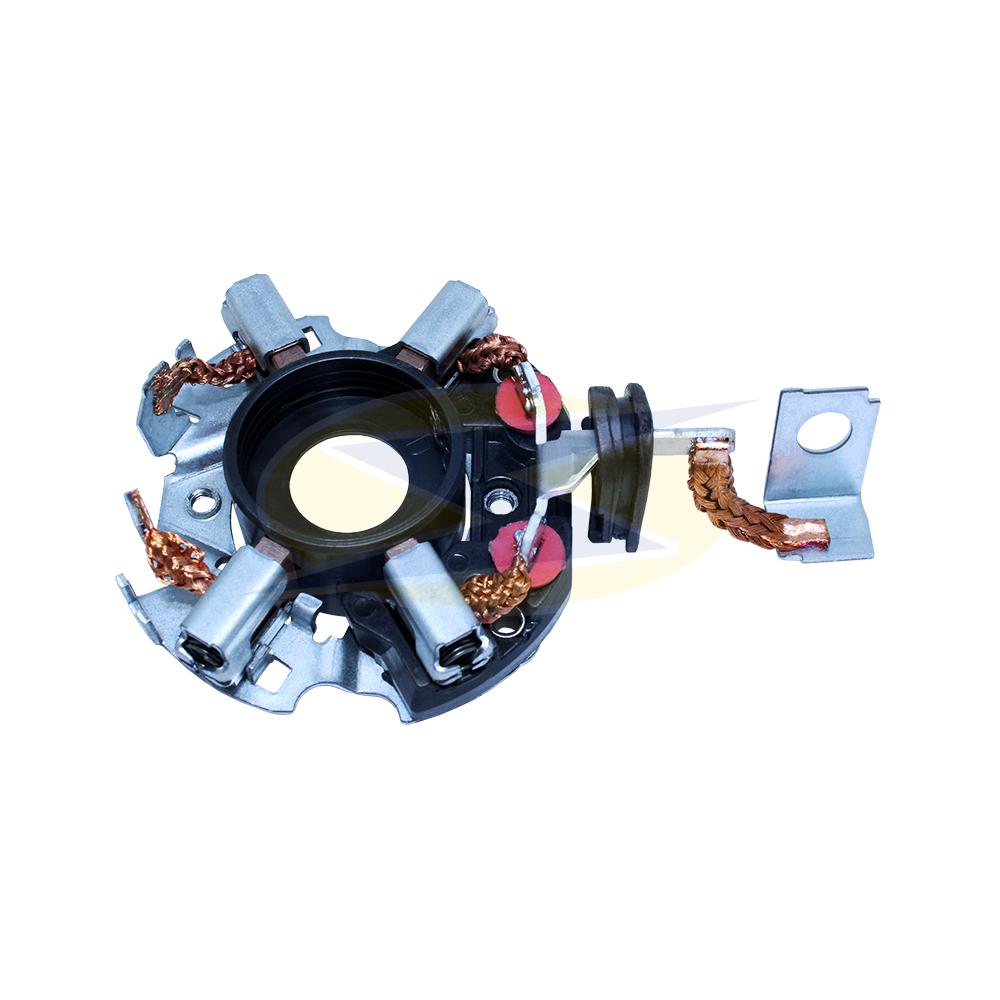 Porta Escova Partida ESCORT GOL - Sistema BOSCH (UF11174) -
