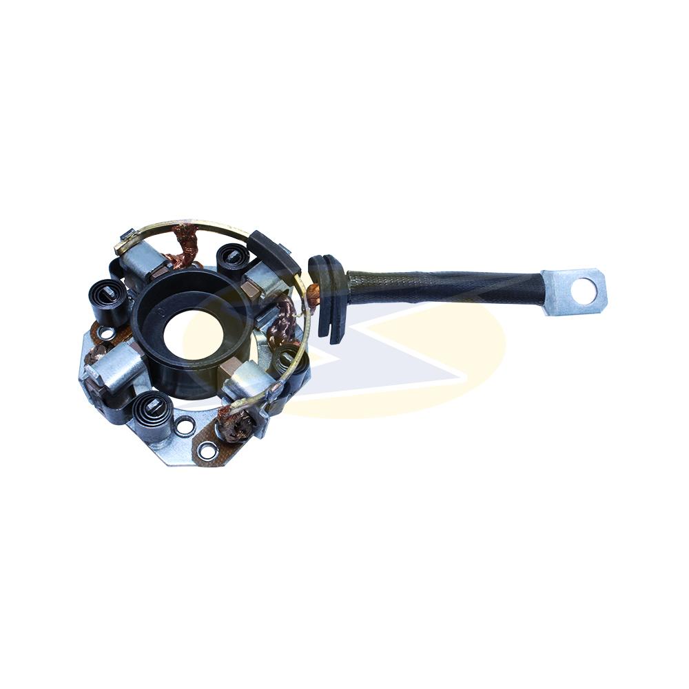 Porta Escova Motor de Partida BLAZER. S10 - DELCO (UF11484)