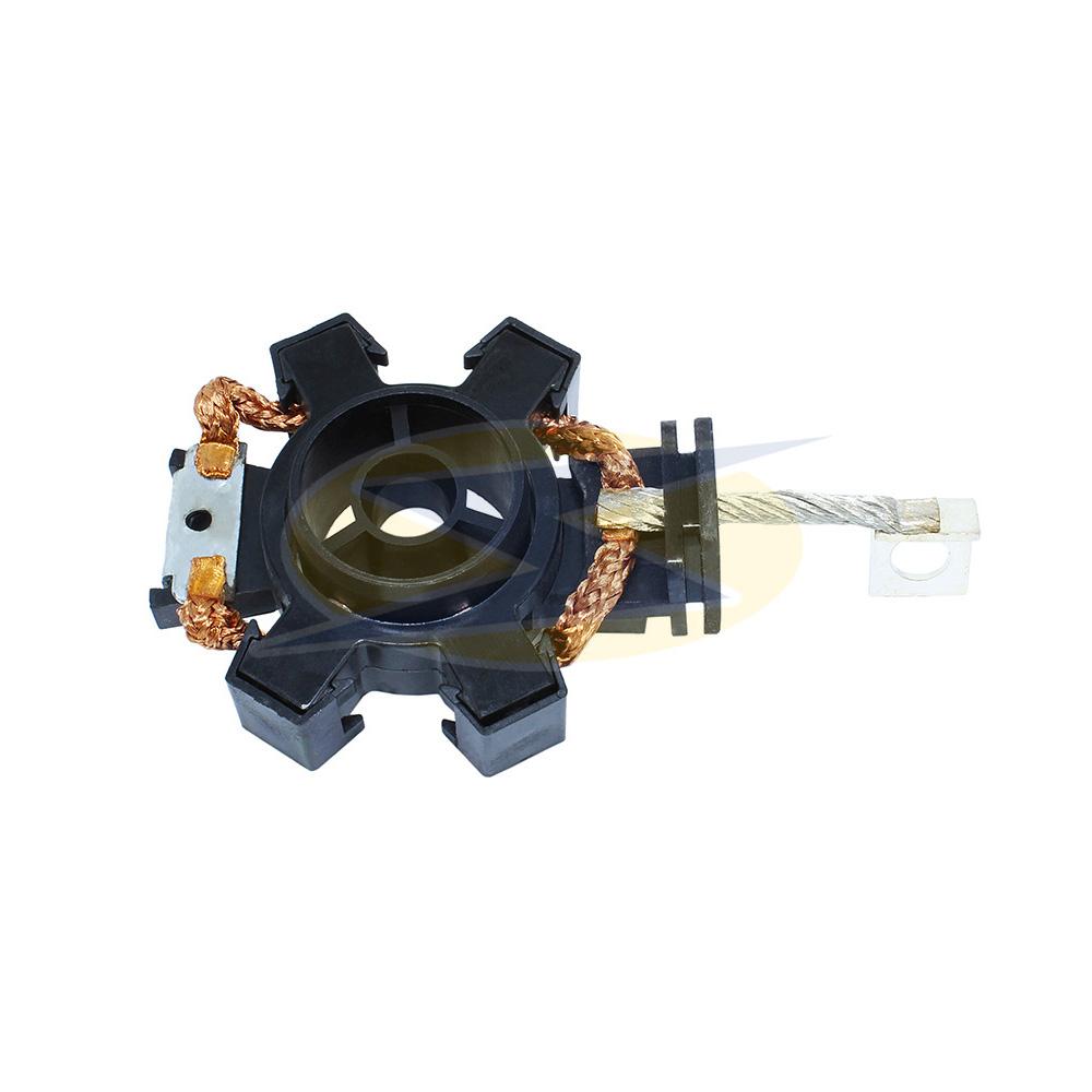 Porta Escova Motor de Partida BLAZER S10 - V6 - DELCO (UF123