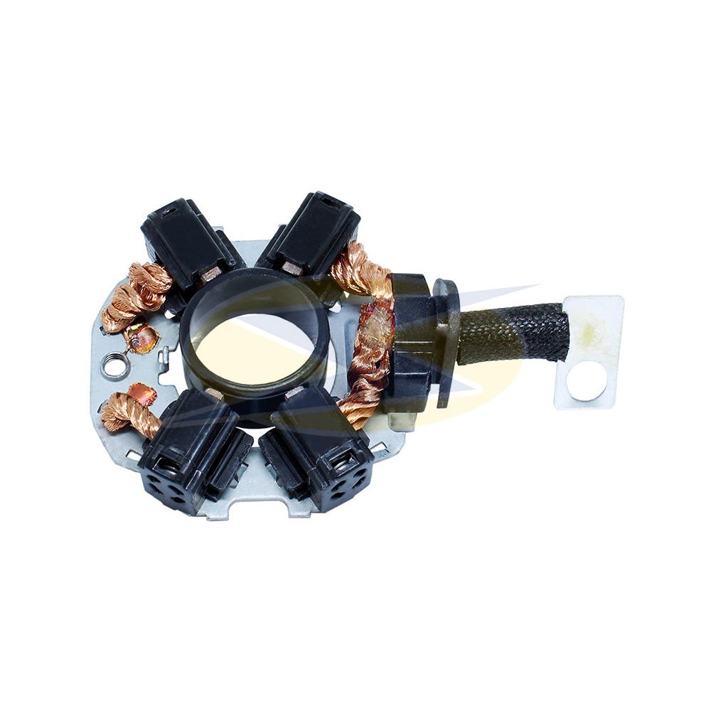 Porta Escova Motor de Partida MITSUBISHI TR4 (UF12344) - UNI