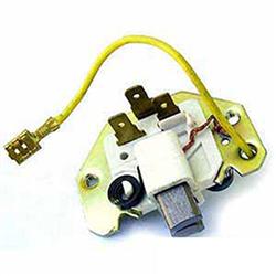 Porta Escova do Alternador MBB CARA PRETA (UF22012)