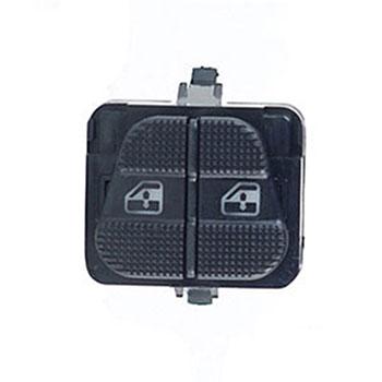 Interruptor de Vidro Elétrico GOLF 1995 até 1998 - Botão Dup