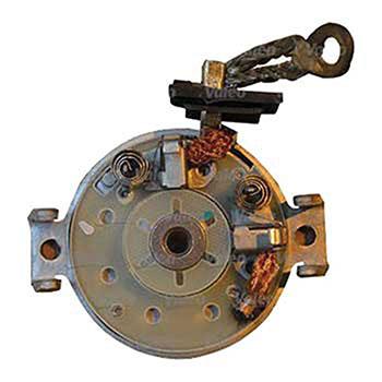 Porta Escova Motor de Partida CITROEN PEUGEOT RENAULT (VA501