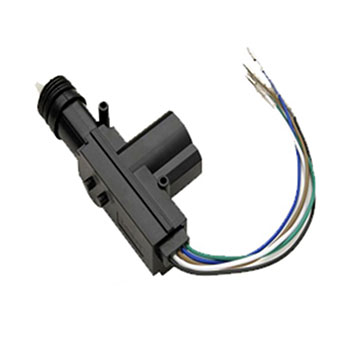 Trava Elétrica 05 FIOS - MESTRA (VK61140) - LEDTRON - PEÇA -