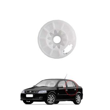 Roldana Maquina Vidro Elétrico ASTRA  1999 até 2011 - Porta
