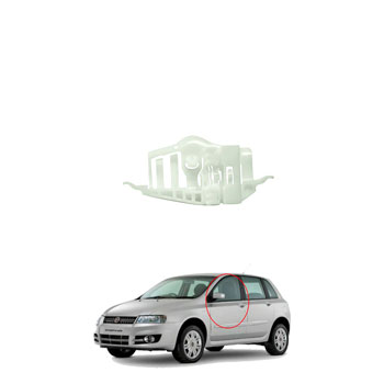 Arraste Maquina Vidro Elétrico  STILO 2004 até 2011- Porta D