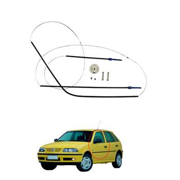Kit Reparo Máquina Vidro Elétrico GOL PARATI SAVEIRO 1999 at