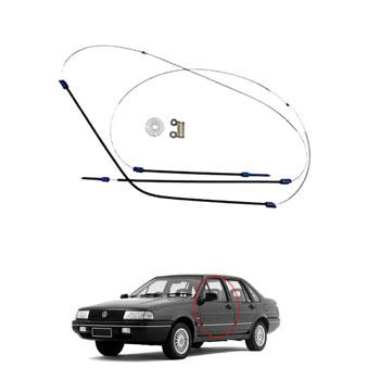 Kit Reparo Máquina Vidro Elétrico SANTANA 1998 até 2006 - 4
