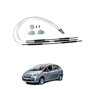 Kit Reparo Máquina Vidro Elétrico PICASSO 2002 até 2012 - 4