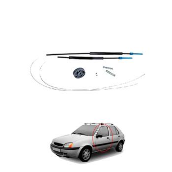 Kit Reparo Máquina Vidro Elétrico FIESTA STREET - Portas Dia
