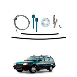 Kit Reparo Máquina Vidro Elétrico IPANEMA 1993 até 1995 - 4