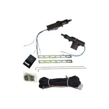 Kit Trava Elétrica 02 PORTAS - Universal (VTC014) - VETOR -