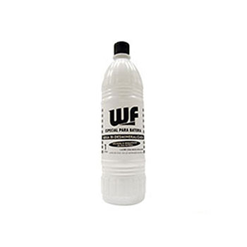Solução Bateria - 1 Litro (WF99155) - WF - PEÇA  - Cod. SKU: 8467