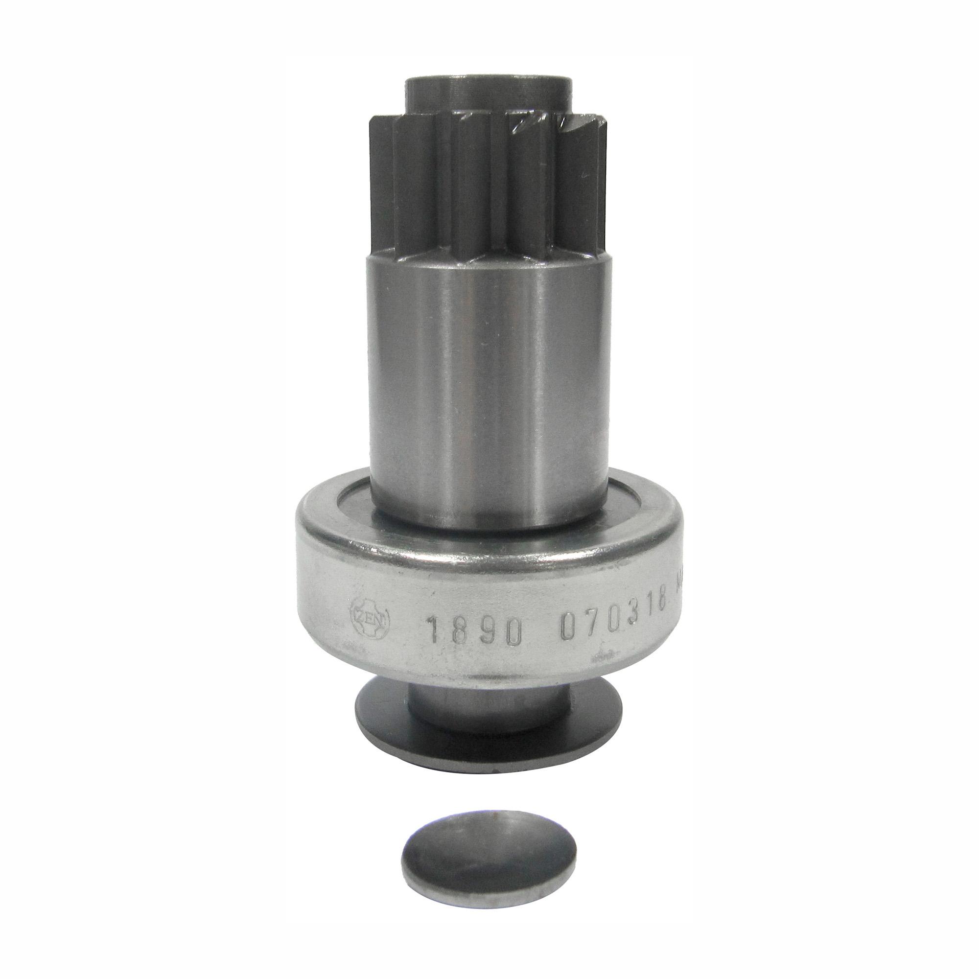Bendix Motor de Partida AUDI GOLF POLO - 10 Dentes (ZEN1890)