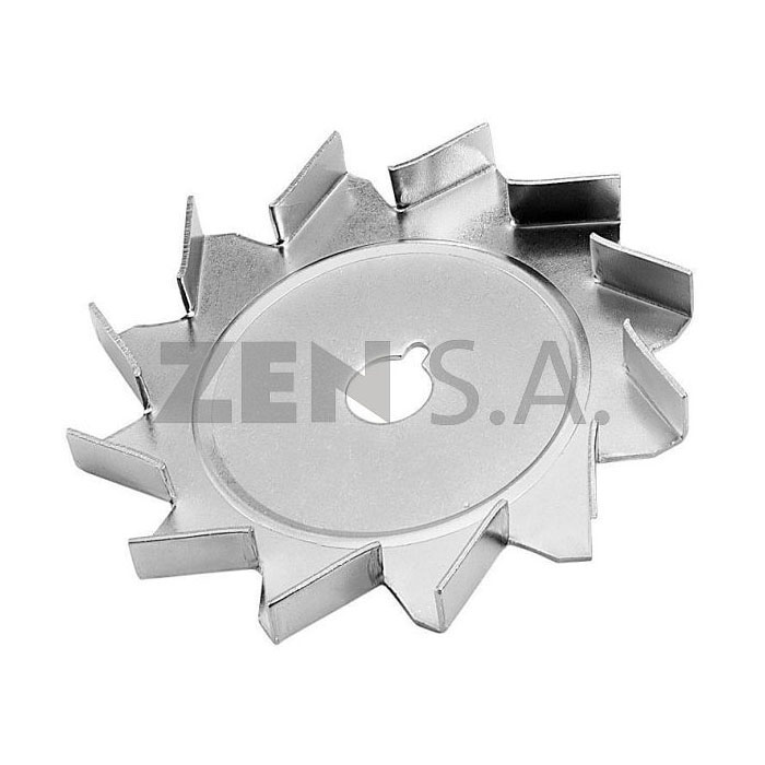 Ventoinha do Alternador FIAT FORD GM VW MBB (ZEN4202)